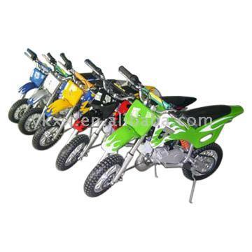 Mini Dirt Bike 47cc 2 Stroke
