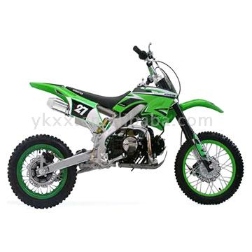 Alloy Dirt Bike