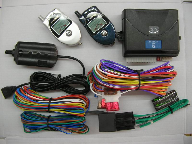 Car Alarm System -Two Way