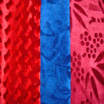 Flat Screen Printed Fabrics
