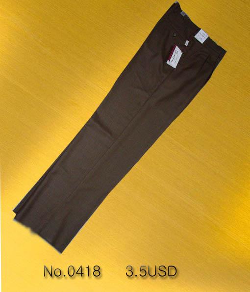jupon Western style pants