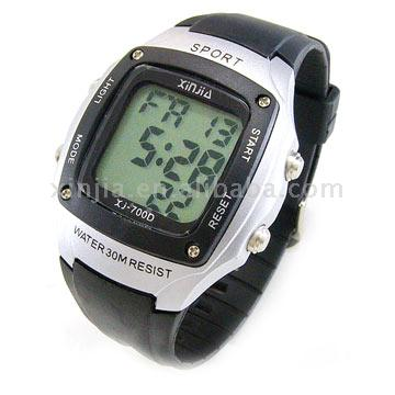 pilot driver watch events halda race watches module electronic with magazine front an news a automatic s mechanical