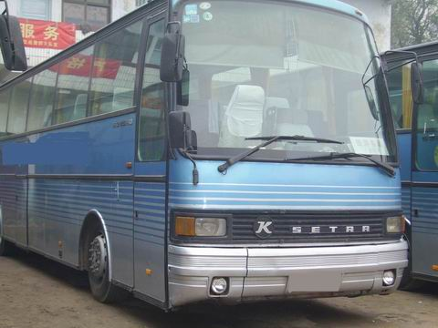 USED BUS  KSETRA