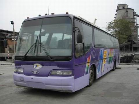 USED BUS DAEWOO products - China products exhibition,reviews ...