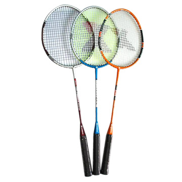 Aluminum Badminton Rackets