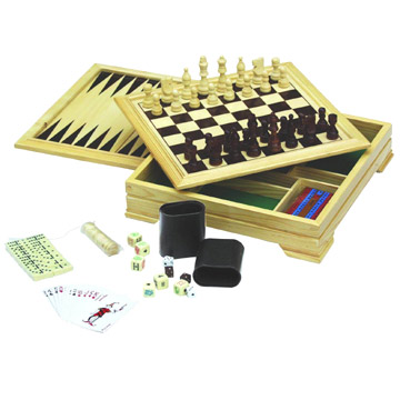 7-In-1 Game Sets