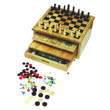 10-In-1 Game Sets