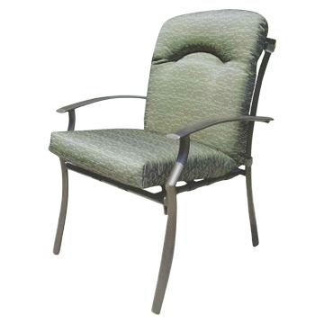 PVC Strap Cushion Chairs
