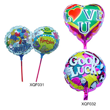 Metallic Foil Balloons
