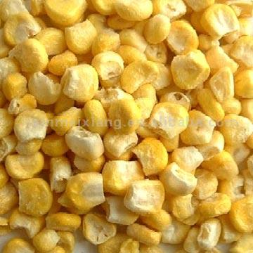 Freeze-Dried Sweet Corn
