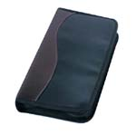 Leath CD wallet 40pcs