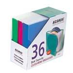 P.P.CD Wallet 36pcs