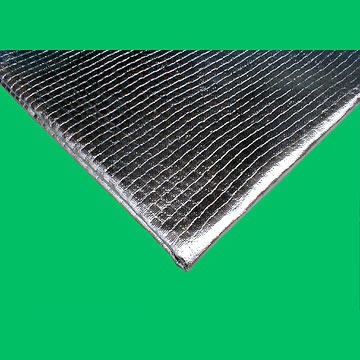 Aluminum-foil Coated fiberglass Cloth