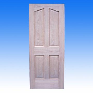 Red Oak Door