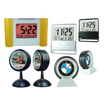 Digital Clock Calendars
