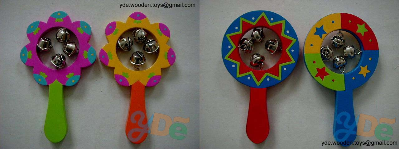 Wooden Toys - Ashake Bell