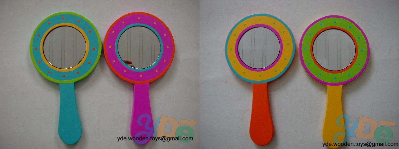 Wooden Toys - Small Mirror