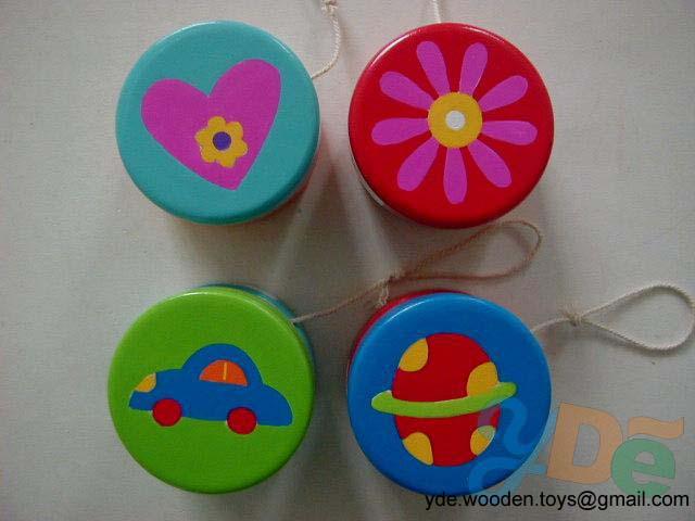 Wooden Toys - Yo-yo