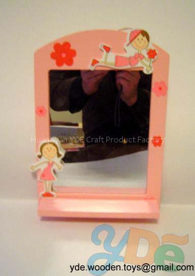 Wooden Toys - Mirror