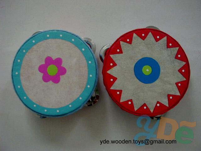 Wooden Toys - Drum