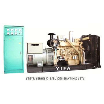 Styer Diesel Generating Sets