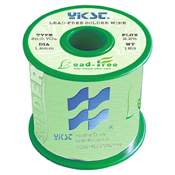 Water-Soluble Solder Wire