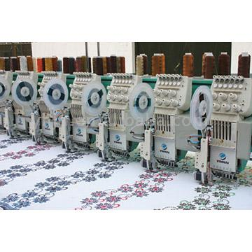 Sequin Embroidery Machines