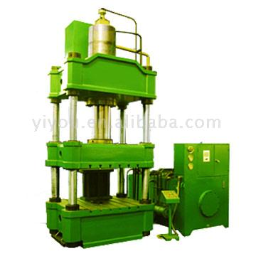 Four-Column Hydraulic Presses