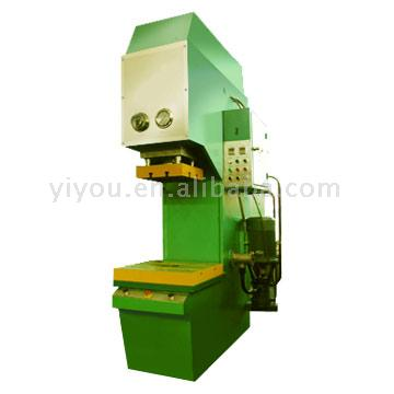 Single-Column Hydraulic Presses