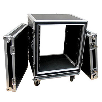 12U Shock Proof Rack Cases