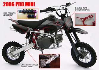 2006 pro mini