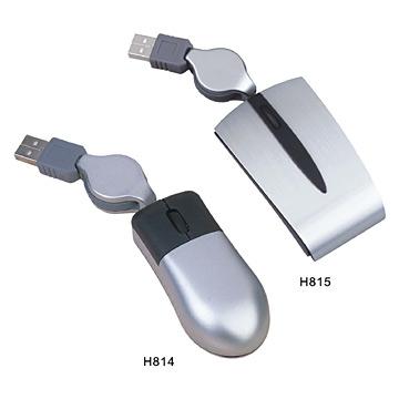 Mini Optical Mouse H814-815