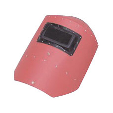 Vulcanized Fiber Welding Mask
