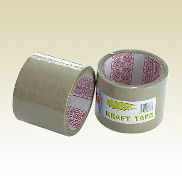 Kraft Tape with Liner