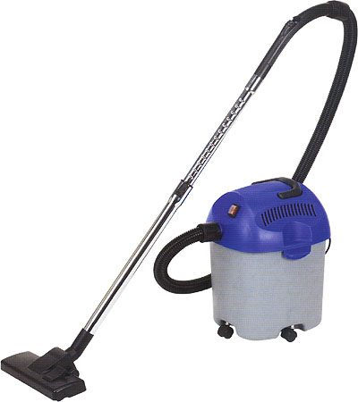 dry& wet dual purpose vacuum cleaner