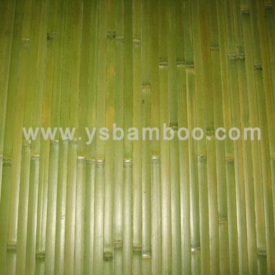 natural bamboo cane mat