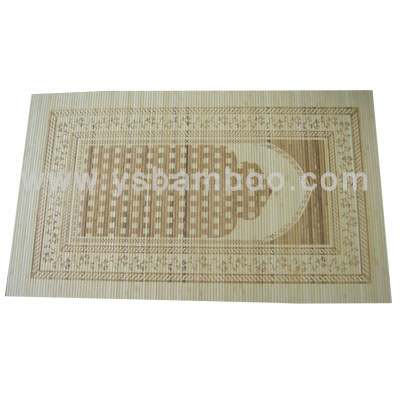 bamboo Prayer Rug