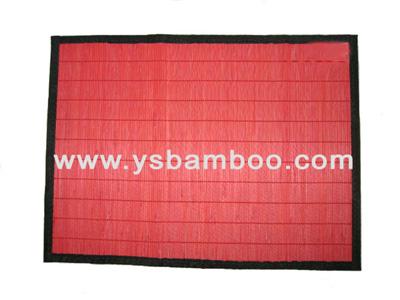 natural bamboo placemat free