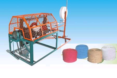 paper rope machine equipment