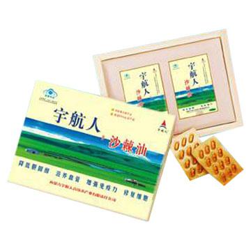 Sea Buckthorn Oil Soft Gels