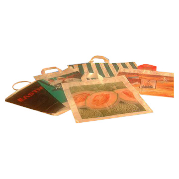 Soft Loop Handle Bags