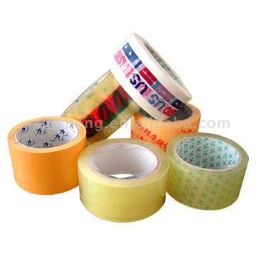 Packaging - Printing Adhesive Tape