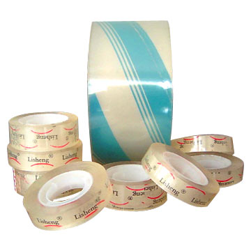 Super Transparent Stationery Tape