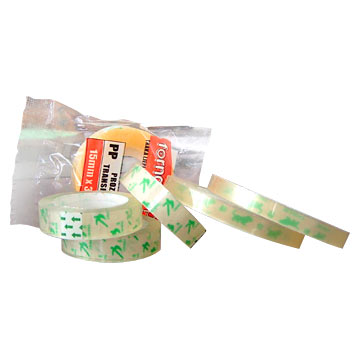 Transparent Stationery Tape