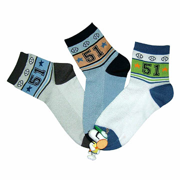 Children's Sports Socks