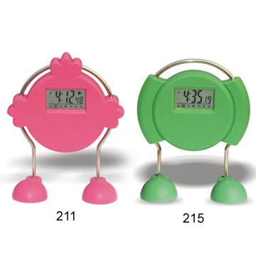 Premium LCD Digital Clocks
