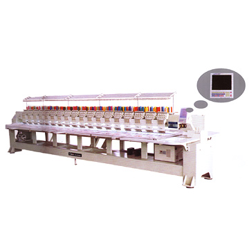Multi-Heads Embroidery Machines