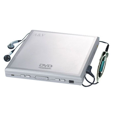 Super Slim Portable DVD Players