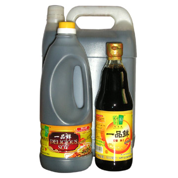 Delicious Light Soy Sauce
