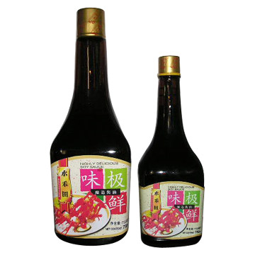 Highly Delicious Soy Sauce